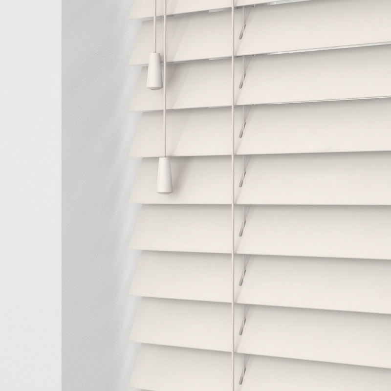 Sunwood 25mm - 35mm - 50mm Polar Wood Blinds Photo image